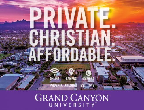 There's A Mile-Wide Chasm That's Opened At Grand Canyon University