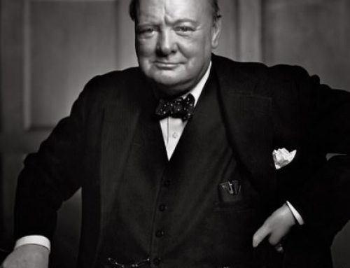 Is There Hope To Be Found? Yes! says Jesus Christ (and Winston Churchill)