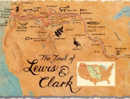 Lewis & Clark's Five Tips For A Happy Marriage